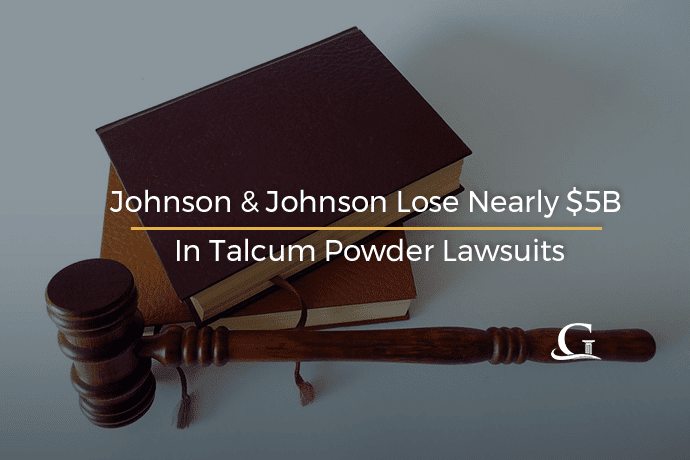 Johnson & Johnson Talcum Powder Lawsuit