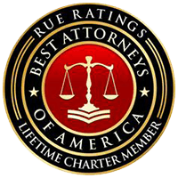Rue Ratings Best Attorneys of America Logo