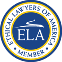 Ethical Lawyers of America Logo