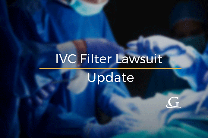 IVC Filter Lawsuit Update | Goldwater Law Firm | Injury Law
