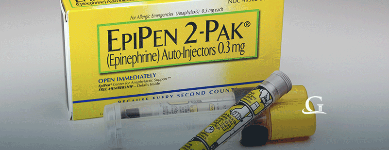 Class Action Lawsuit Filed Against Mylan Over EpiPen