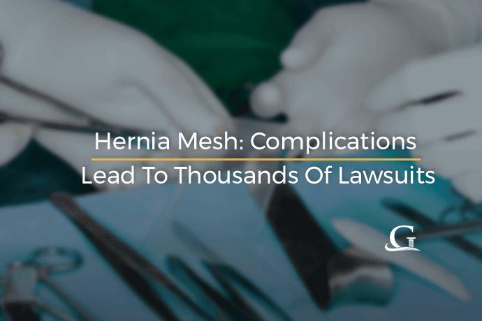 Hernia Mesh Branded
