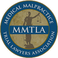 Medical Malpractice Trial Lawyers Association (MMTLA) Logo