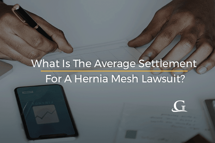 What Is The Average Settlement For A Hernia Mesh Lawsuit